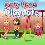 Baby Hazel Playdate